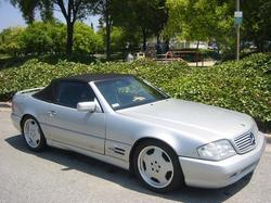 TNation 1996 Mercedes-Benz 600SL