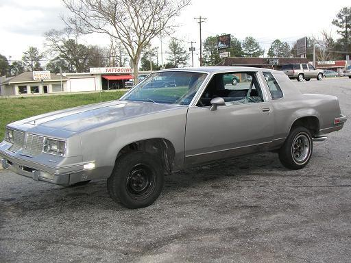 Lift King 1985 Oldsmobile Cutlass Supreme Specs Photos