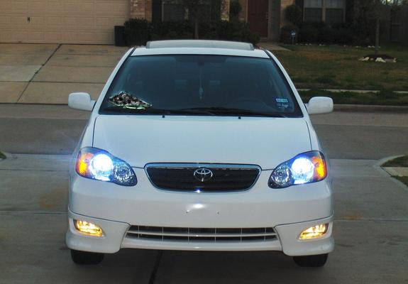 Another Urbnlegnd 2008 Toyota Corolla post... - 11103246