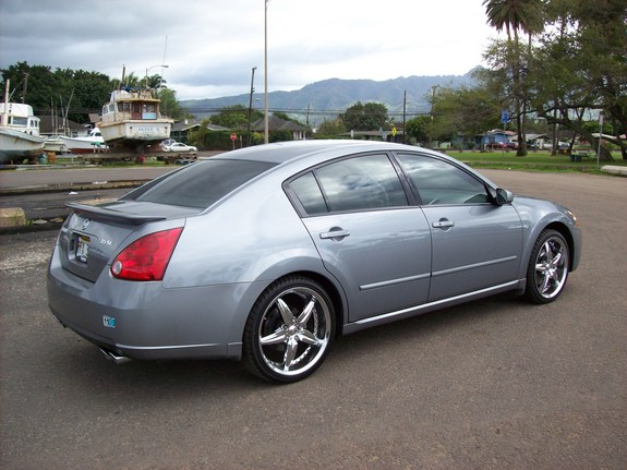 Babiboi23 2007 Nissan Maxima Specs Photos Modification