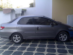 Peshawar_guys 2005 Honda City