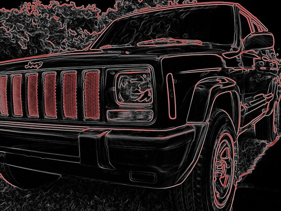 Another Bee-Shizzle 1999 Jeep Cherokee post... - 11105132