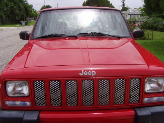 Another Bee-Shizzle 1999 Jeep Cherokee post... - 11105133