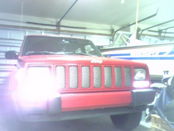 Another Bee-Shizzle 1999 Jeep Cherokee post... - 11105134