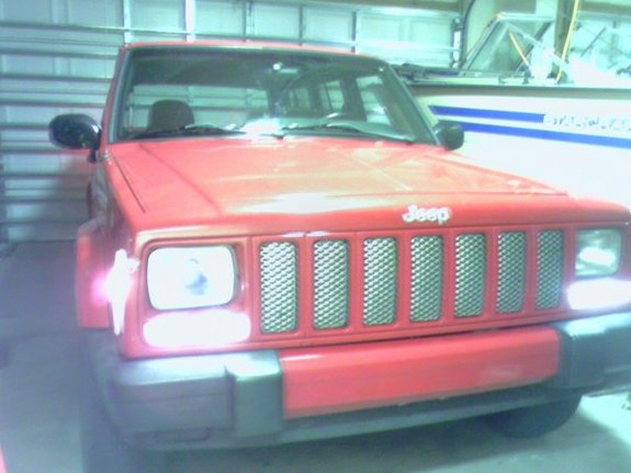 Another Bee-Shizzle 1999 Jeep Cherokee post... - 11105135