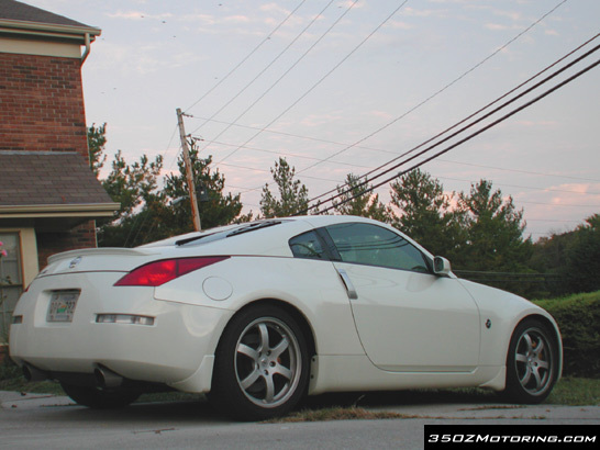 Another cms-gt4 2003 Nissan 350Z post... - 11574571