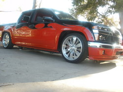 mr_febrezes 2007 Chevrolet Colorado Regular Cab