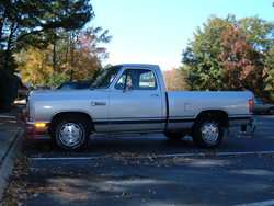 DoubleD420 1988 Dodge D150 Club Cab
