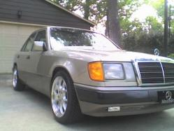 German_Furys 1991 Mercedes-Benz E-Class