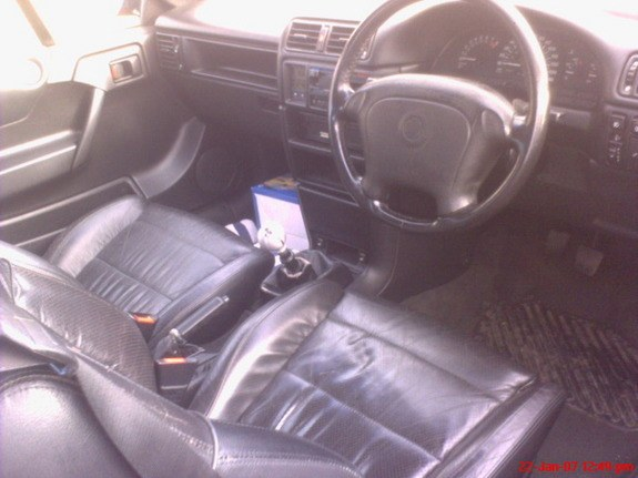 Another stainesy 1993 Vauxhall Calibra post... - 9376679