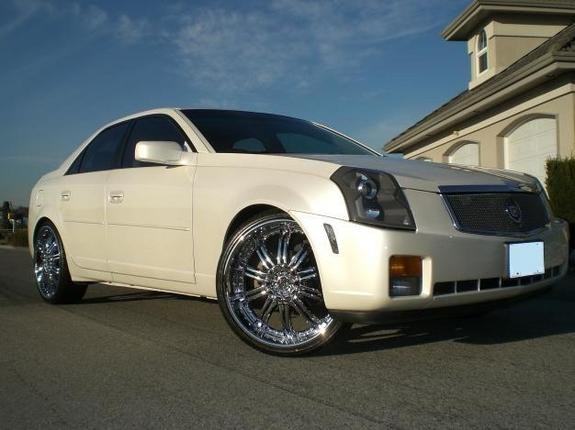 cadyon22s 2004 cadillac cts specs photos modification. Black Bedroom Furniture Sets. Home Design Ideas