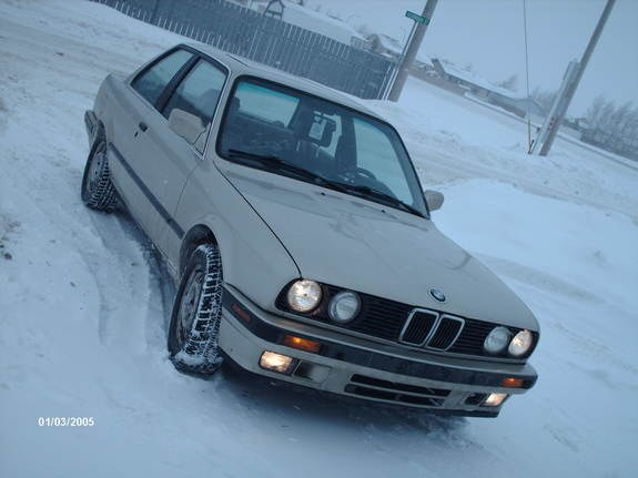 Shift_Now17 1990 BMW 3 Series