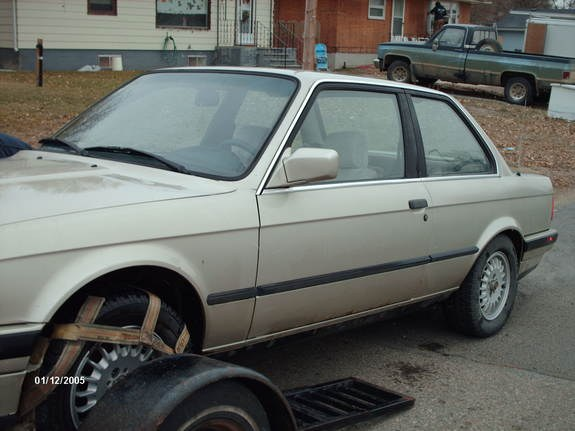Another Shift_Now17 1990 BMW 3 Series post... - 9377549