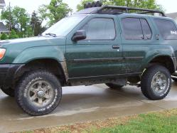 gobigblues 2000 Nissan Xterra
