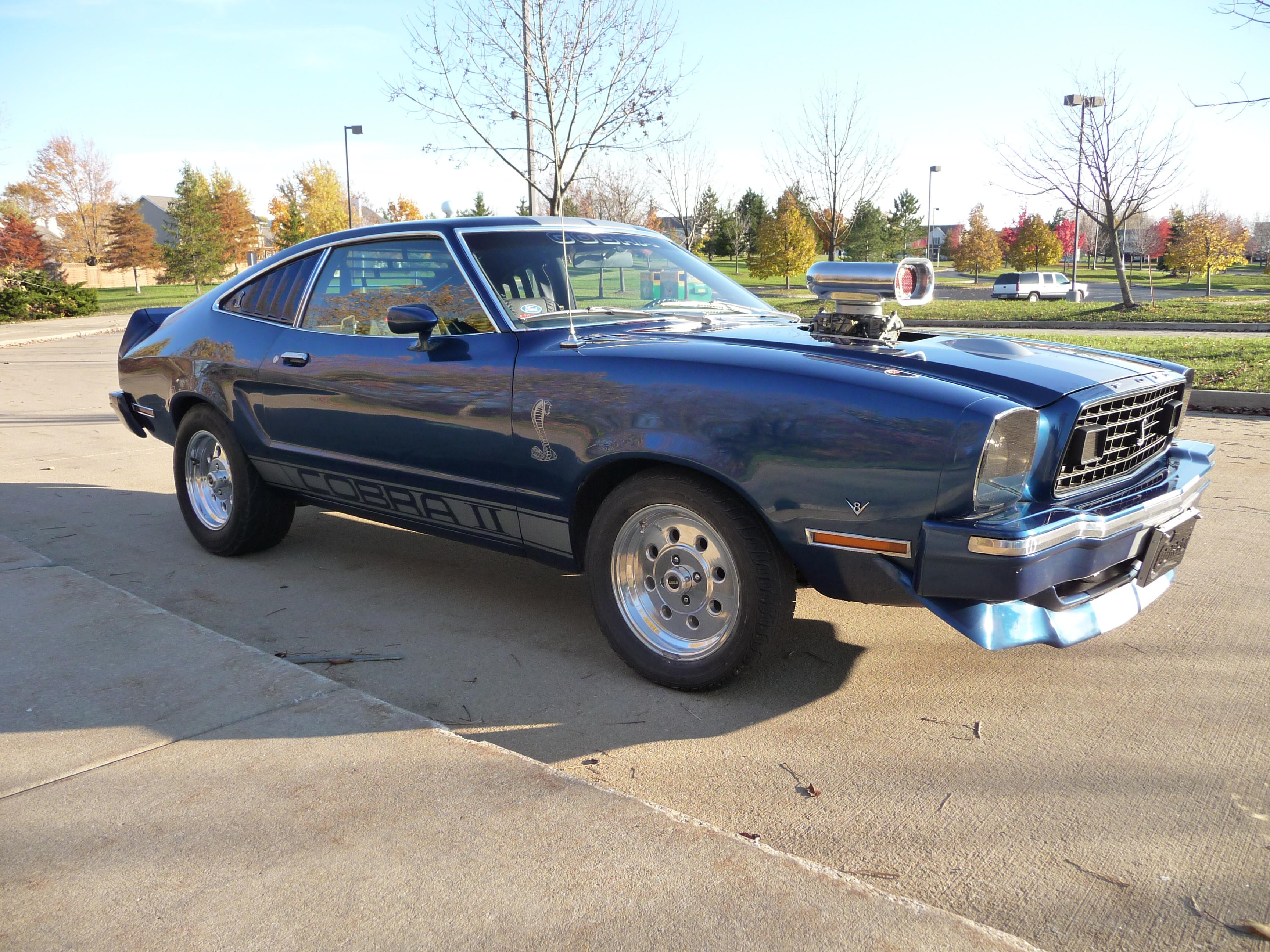Gidyupv8 1976 Ford Mustang Ii Specs Photos Modification