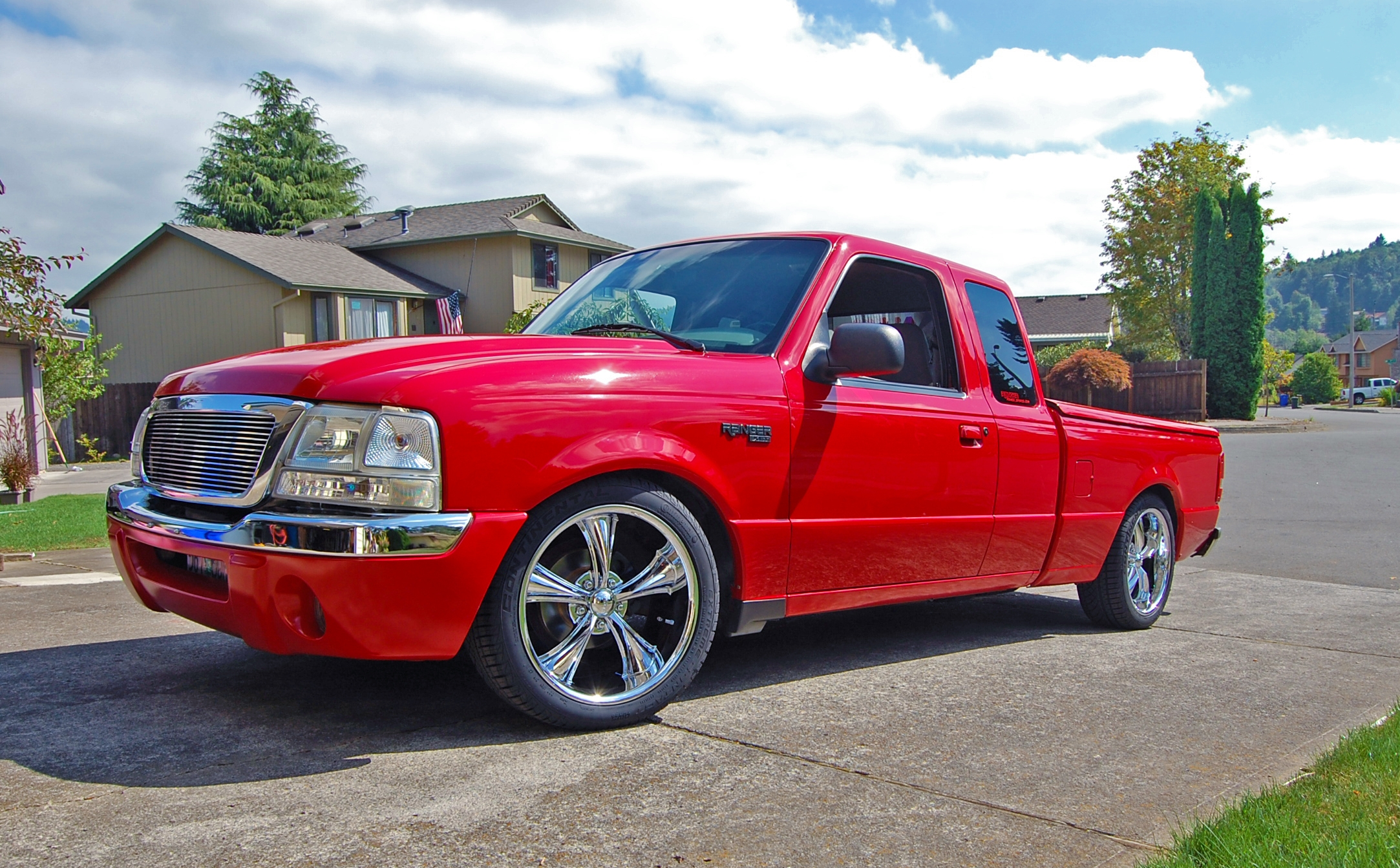 Custom Ford Ranger VR46 - Leisure Wheels