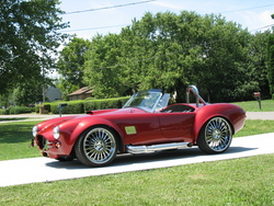 65cobragregs 1965 Shelby Cobra