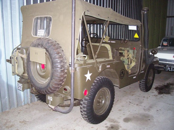 Gormanwpjr 1955 Jeep Cj5 Specs  Photos  Modification Info