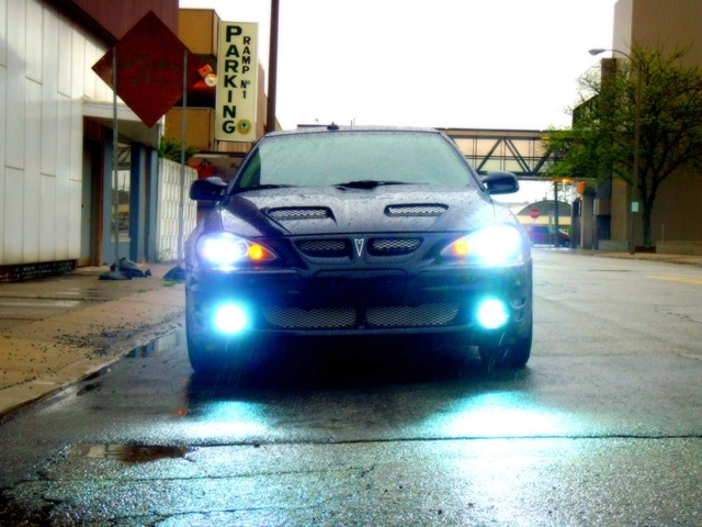 RPO305 2004 Pontiac Grand Am
