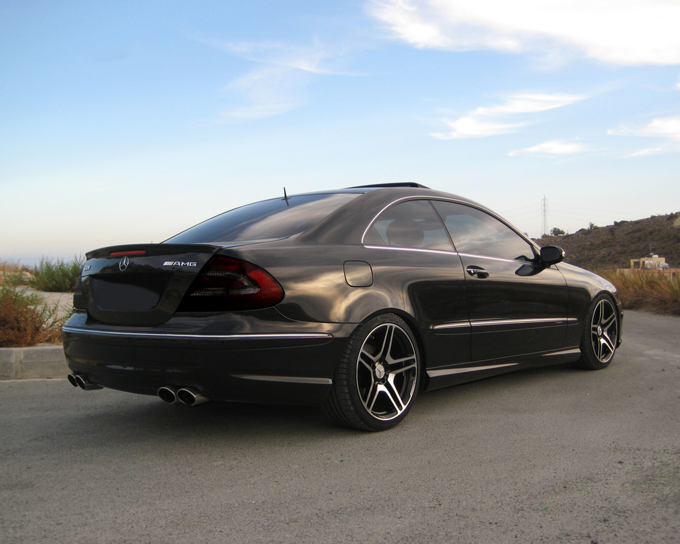 Mercedes benz clk coupe w209 2003 quotes for Mercedes benz 2003