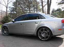 JBuD21s 2007 Audi A4