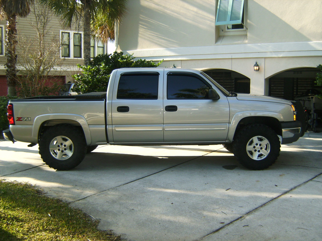 z71chevydriver 2005 chevrolet silverado 1500 regular cab specs photos modification info at. Black Bedroom Furniture Sets. Home Design Ideas