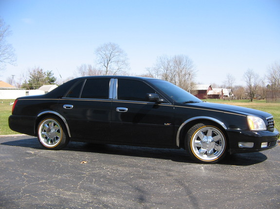 Eedwards27 2002 Cadillac Dts Specs Photos Modification Info At
