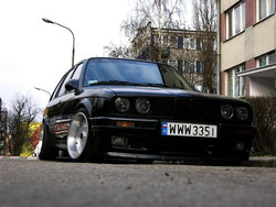 Badstuff 1989 BMW 3 Series