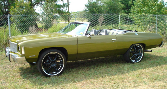 Another Topless75 1975 Chevrolet Caprice post... - 11120560