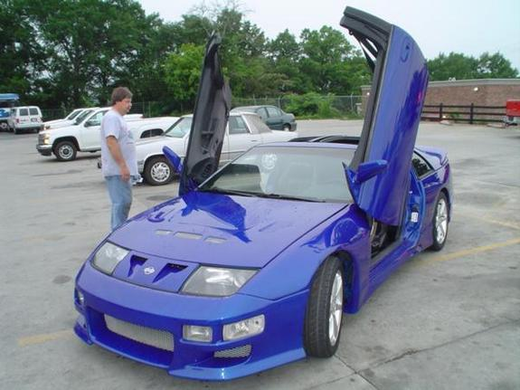 87toyota4x4 1990 Nissan 300zx Specs Photos Modification Info At