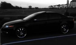 BiddyzKnightRides 2008 Acura TL