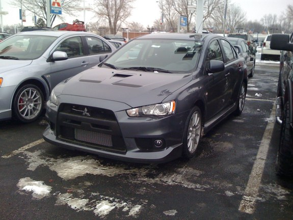 Another RSXsTyLiN 2008 Mitsubishi Lancer post... - 11117449
