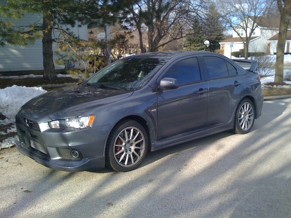Another RSXsTyLiN 2008 Mitsubishi Lancer post... - 11117455