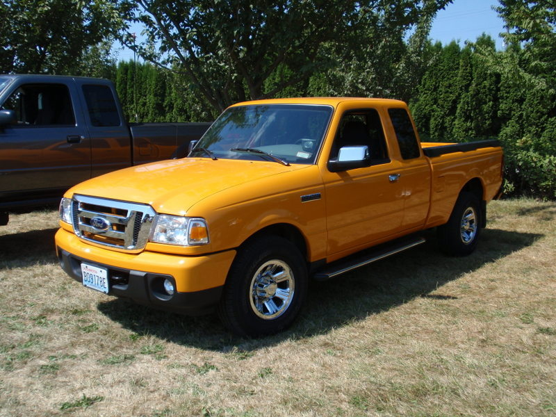 DisturbedESV 2008 Ford Ranger Regular Cab 11118423
