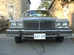 hotrodmerc84 1980 Ford LTD Crown Victoria