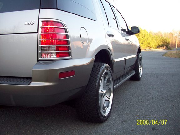 0134797's 2004 Mercury Mountaineer