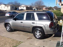 djarmy2004s 2005 Chevrolet TrailBlazer