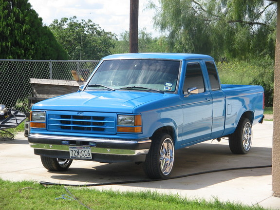 91grabber 1991 ford ranger regular cab specs photos. Black Bedroom Furniture Sets. Home Design Ideas