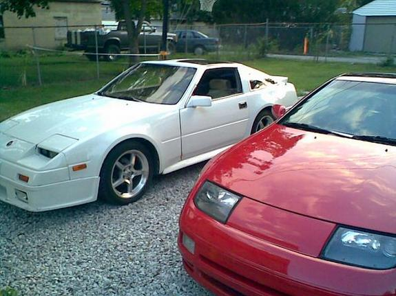 kinetix-z31 1986 Nissan 300ZX Specs, Photos, Modification