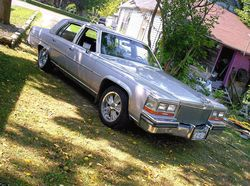Kriegars 1989 Cadillac Fleetwood