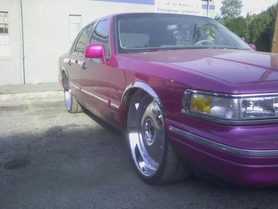 Another ZINCOLN96 1996 Lincoln Town Car post... - 9379046