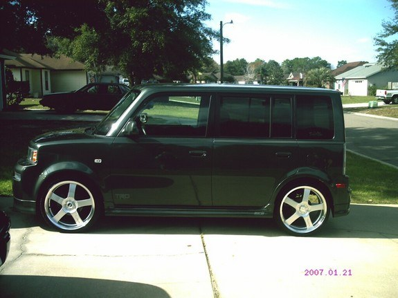 saltlife 2005 scion xb specs photos modification info at. Black Bedroom Furniture Sets. Home Design Ideas