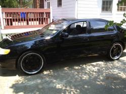 PITBULL9s 1995 Lexus GS