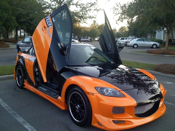 Mazda rx8 on pinterest mazda jdm and daniel o 39 connell for Full body paint job