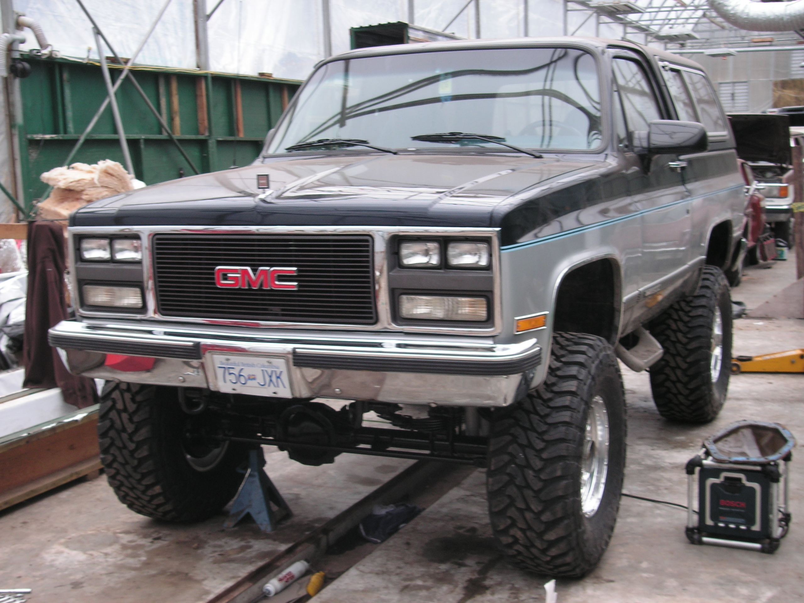 1990 Chevy K5 Blazer >> toudi 1990 GMC Jimmy Specs, Photos, Modification Info at CarDomain