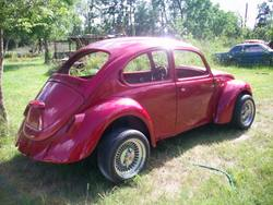 72SuperVDub 1972 Volkswagen Super Beetle