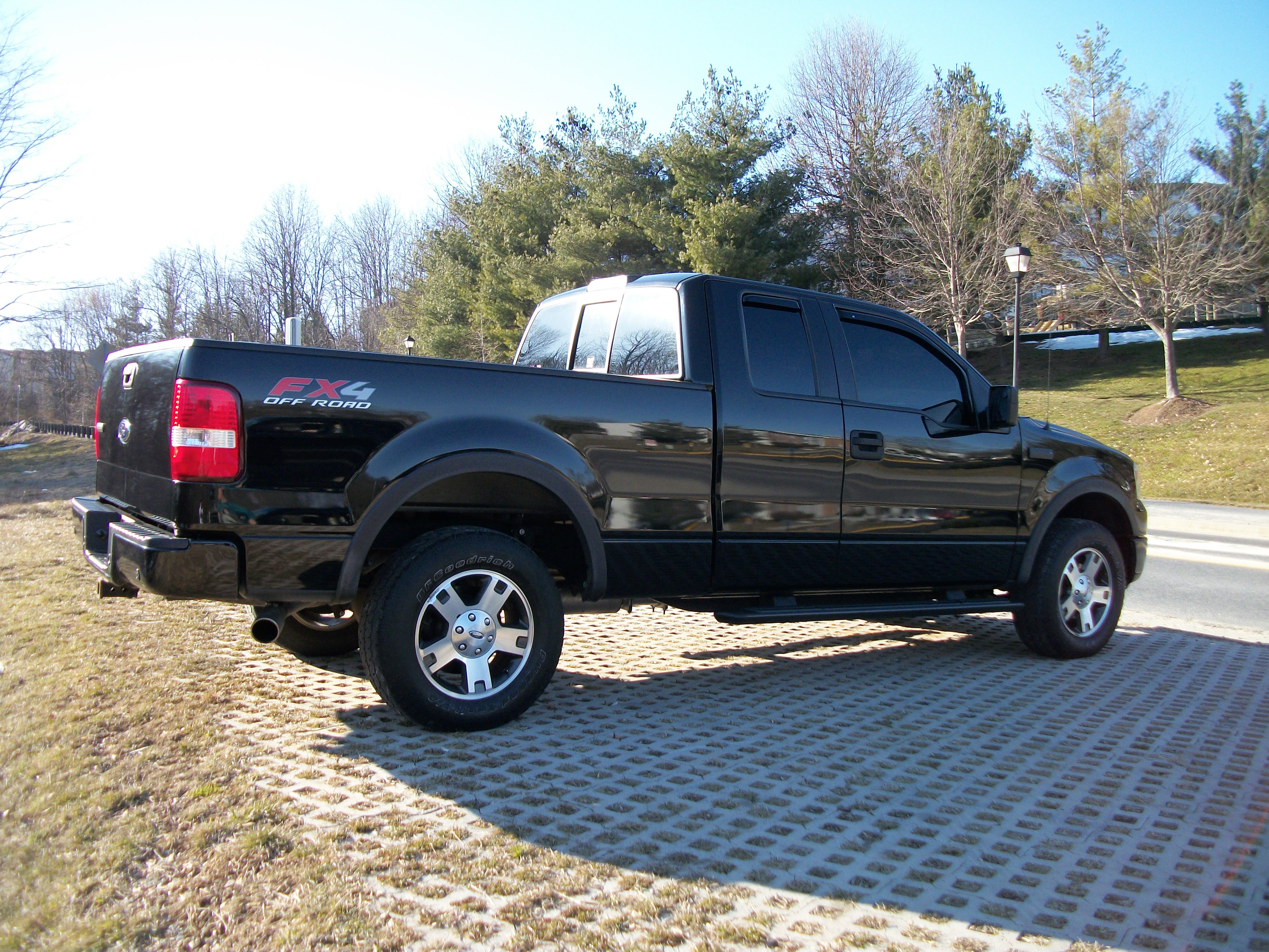 truck for ford lifted f used sale