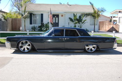 tikifieds 1964 Lincoln Continental