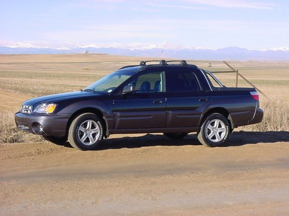 Another jaXed 2005 Subaru Baja post... - 11123900