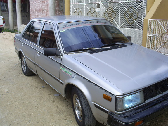 sentrab11-86 1986 Nissan Sentra Specs, Photos, Modification Info at